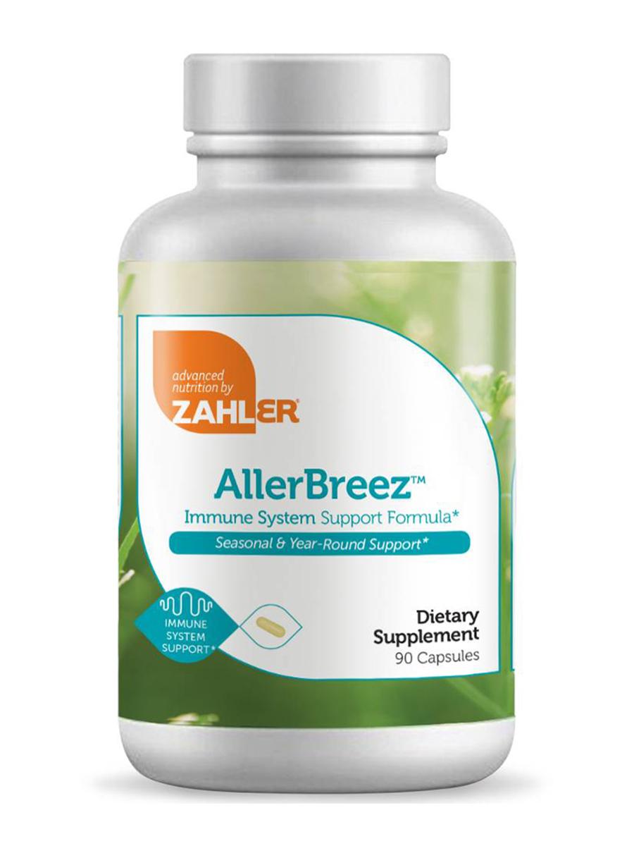 AllerBreez™ - 90 Capsules