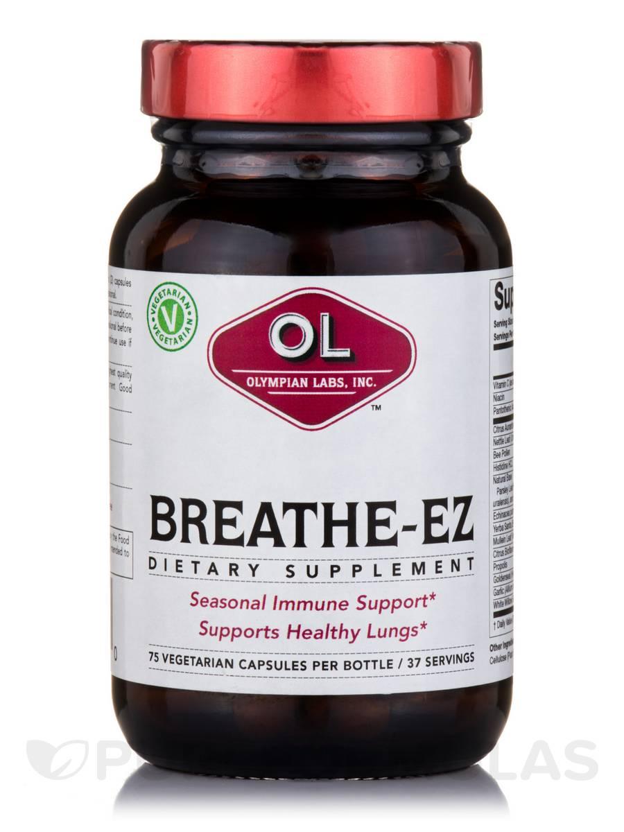 Breathe-EZ - 75 Vegetarian Capsules
