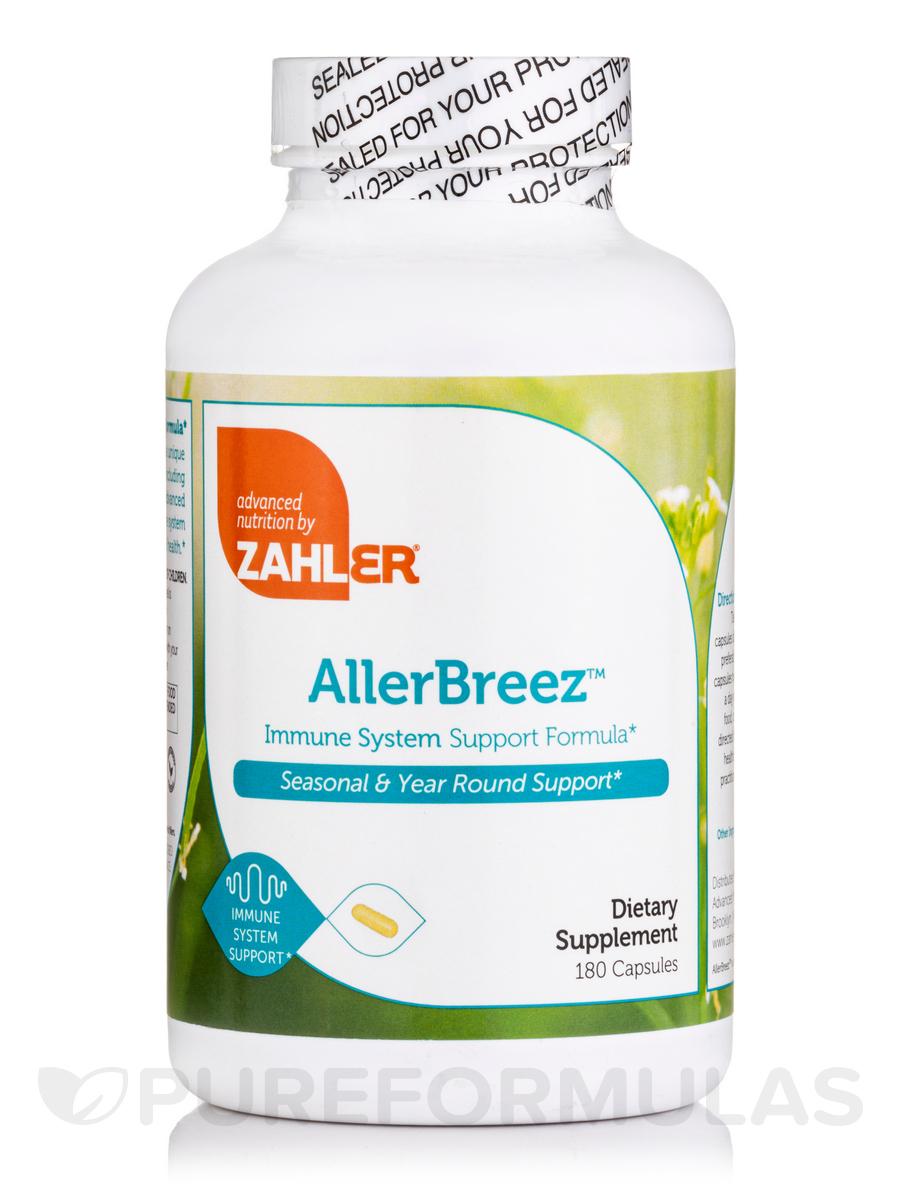 AllerBreez™ - 180 Capsules