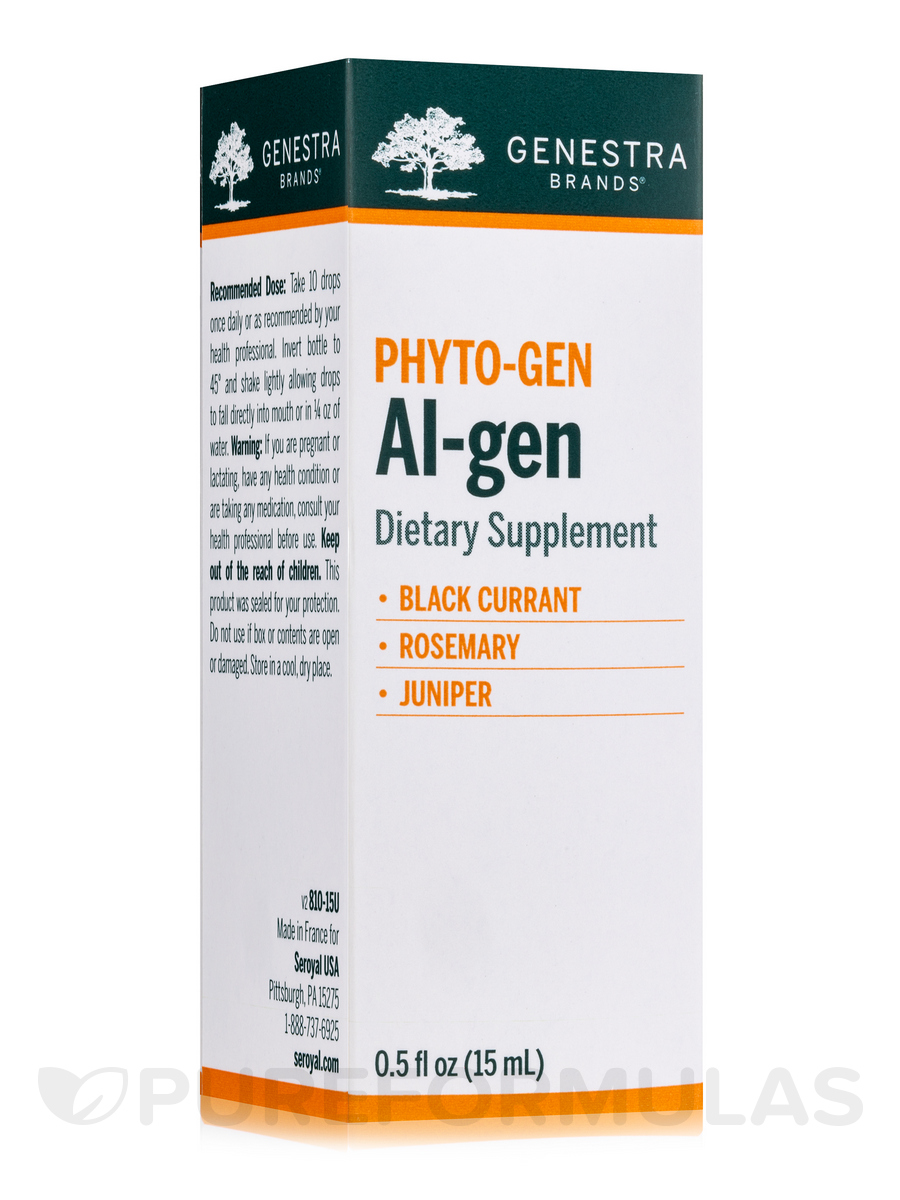 Al-gen - 0.5 fl. oz (15 ml)