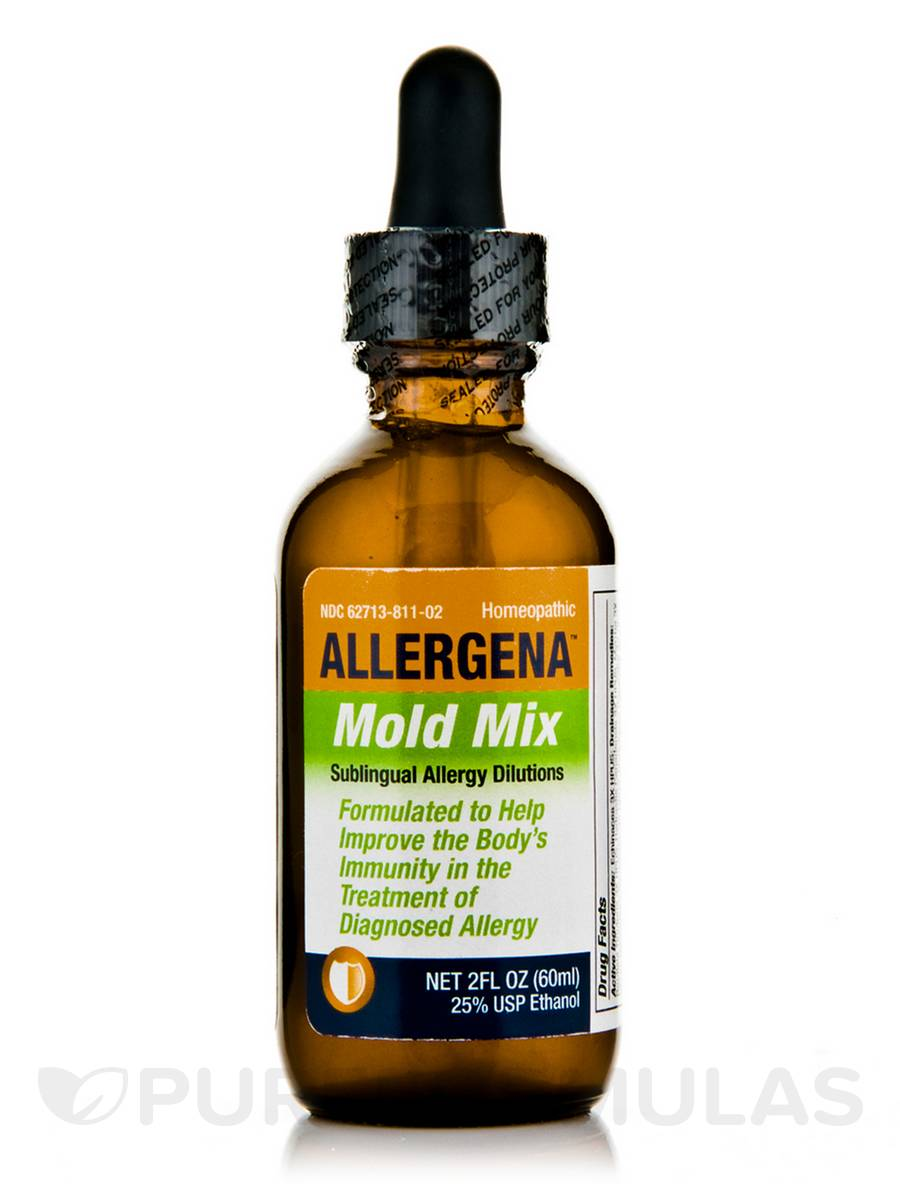 Allergena Mold Mix - 2 fl. oz (60 ml)