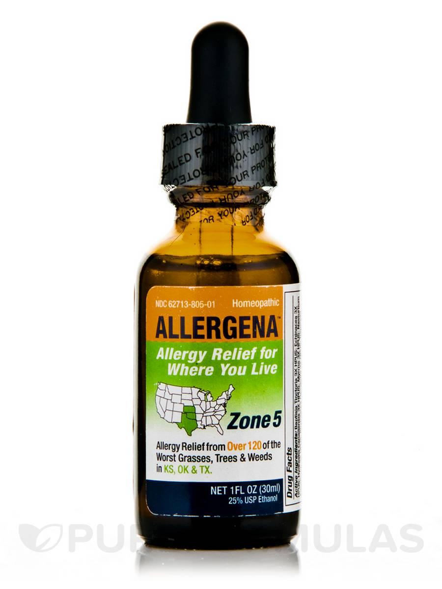 Allergena Zone-5 - 1 fl. oz (30 ml)