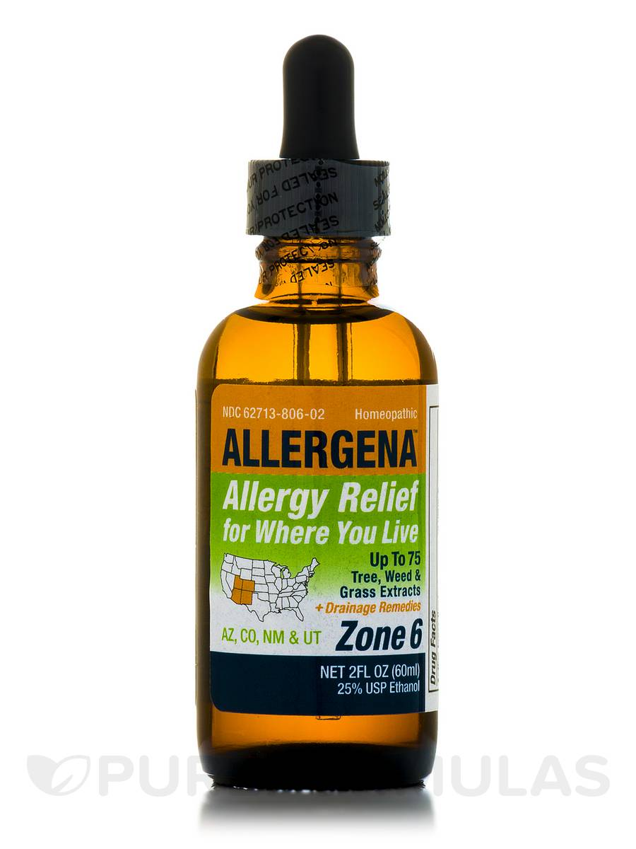 Allergena Zone-6 - 2 fl. oz (60 ml)