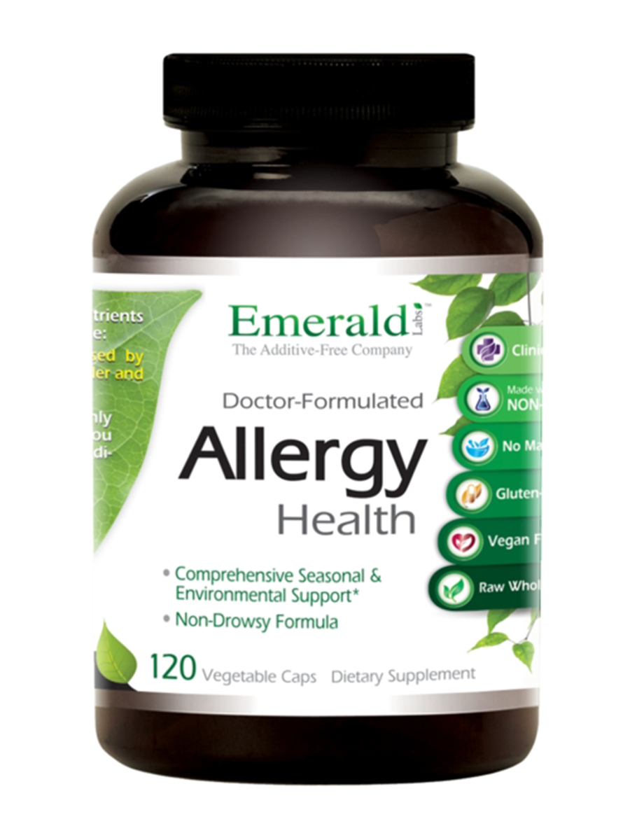 Allergy Health - 120 Capsules