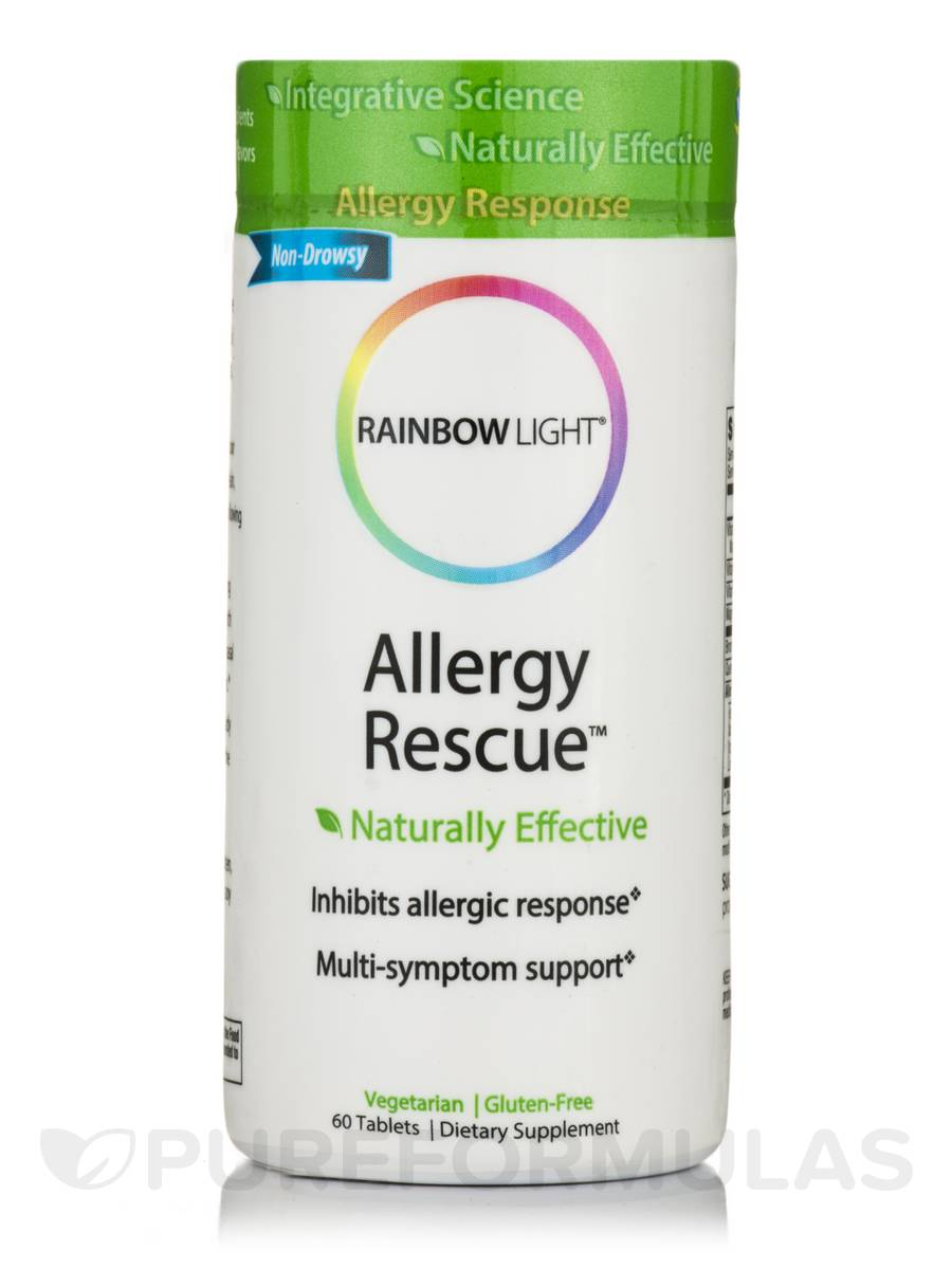 Allergy Rescue™ - 60 Tablets