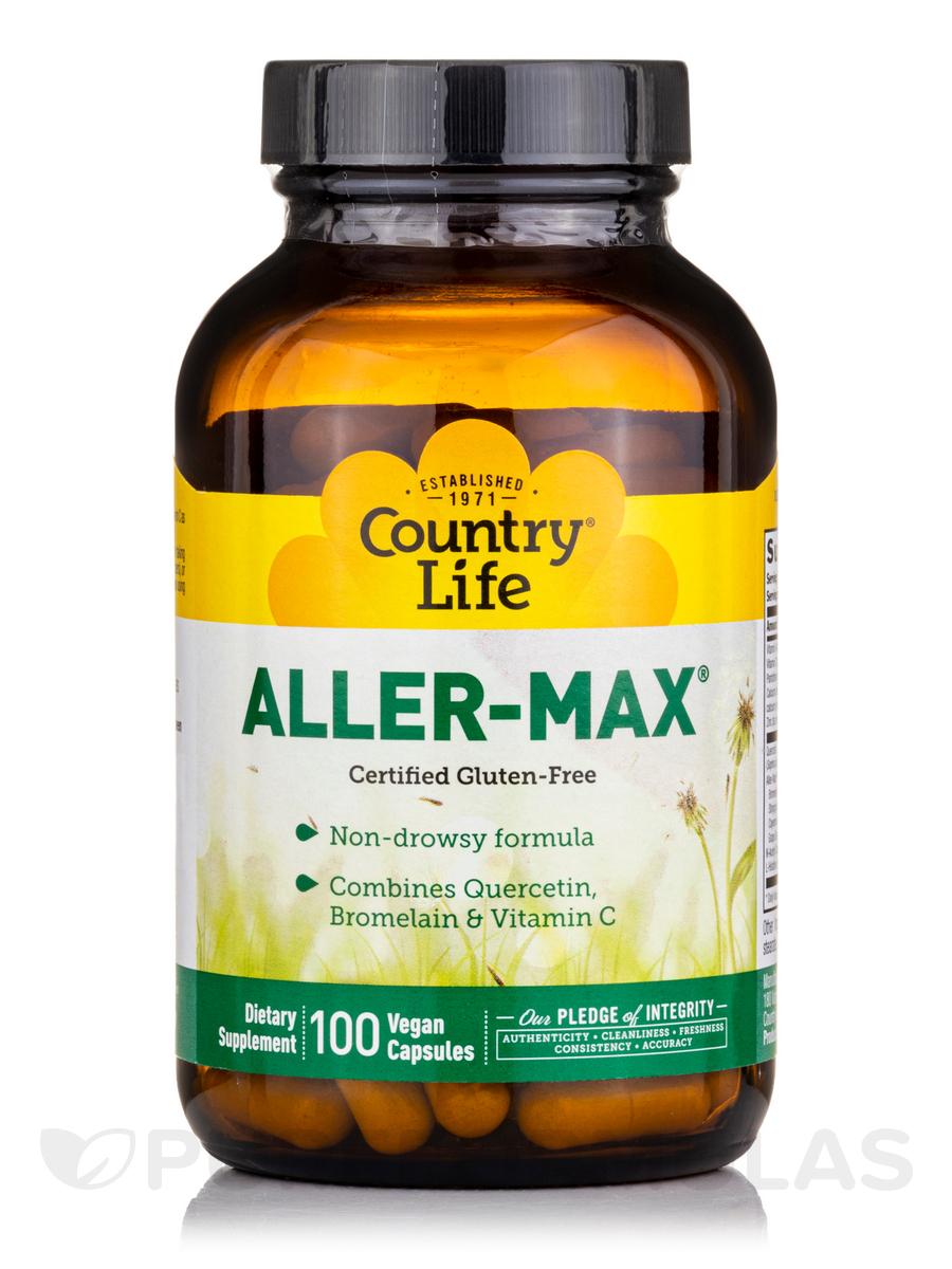 Aller-Max - 100 Vegetarian Capsules