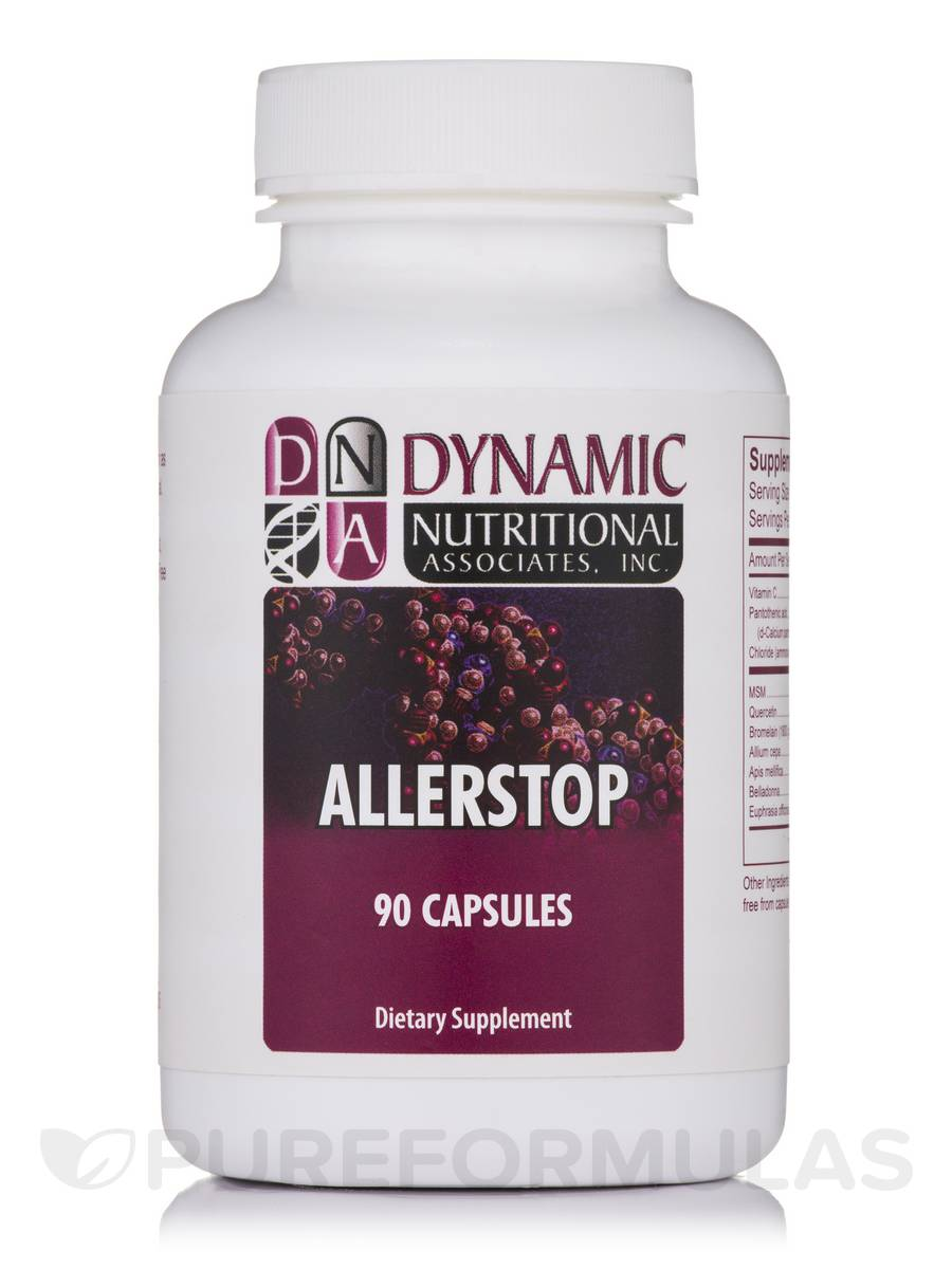 Allerstop - 90 Capsules