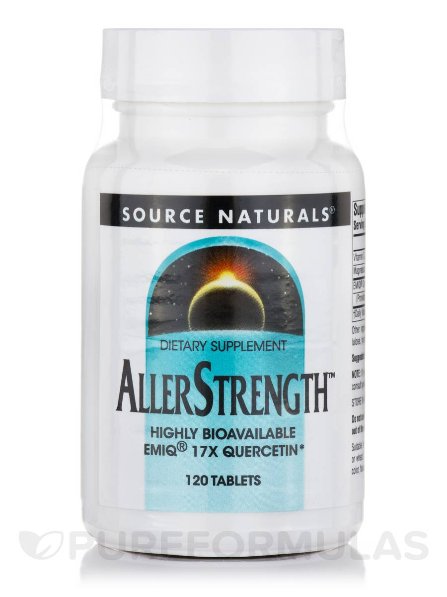 AllerStrength™ - 120 Tablets