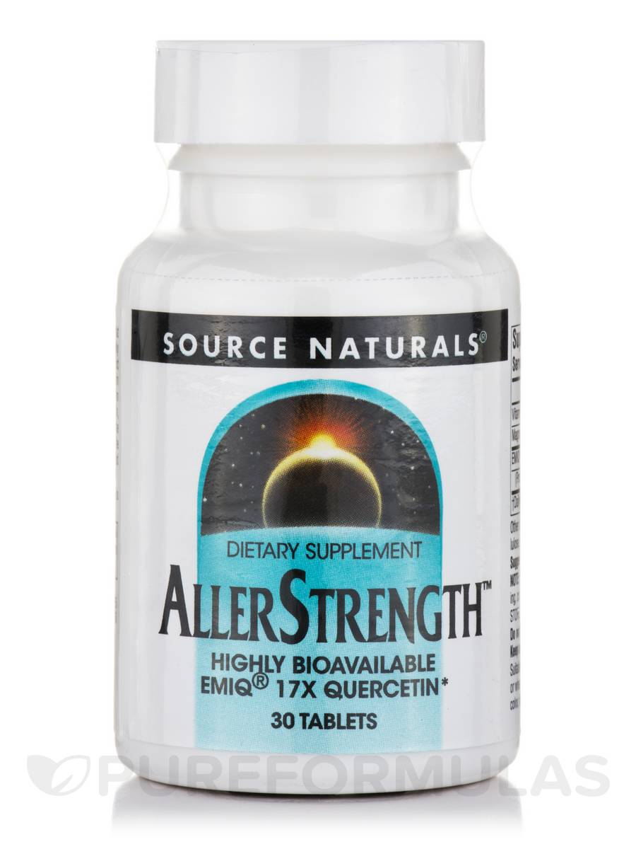 AllerStrength™ - 30 Tablets