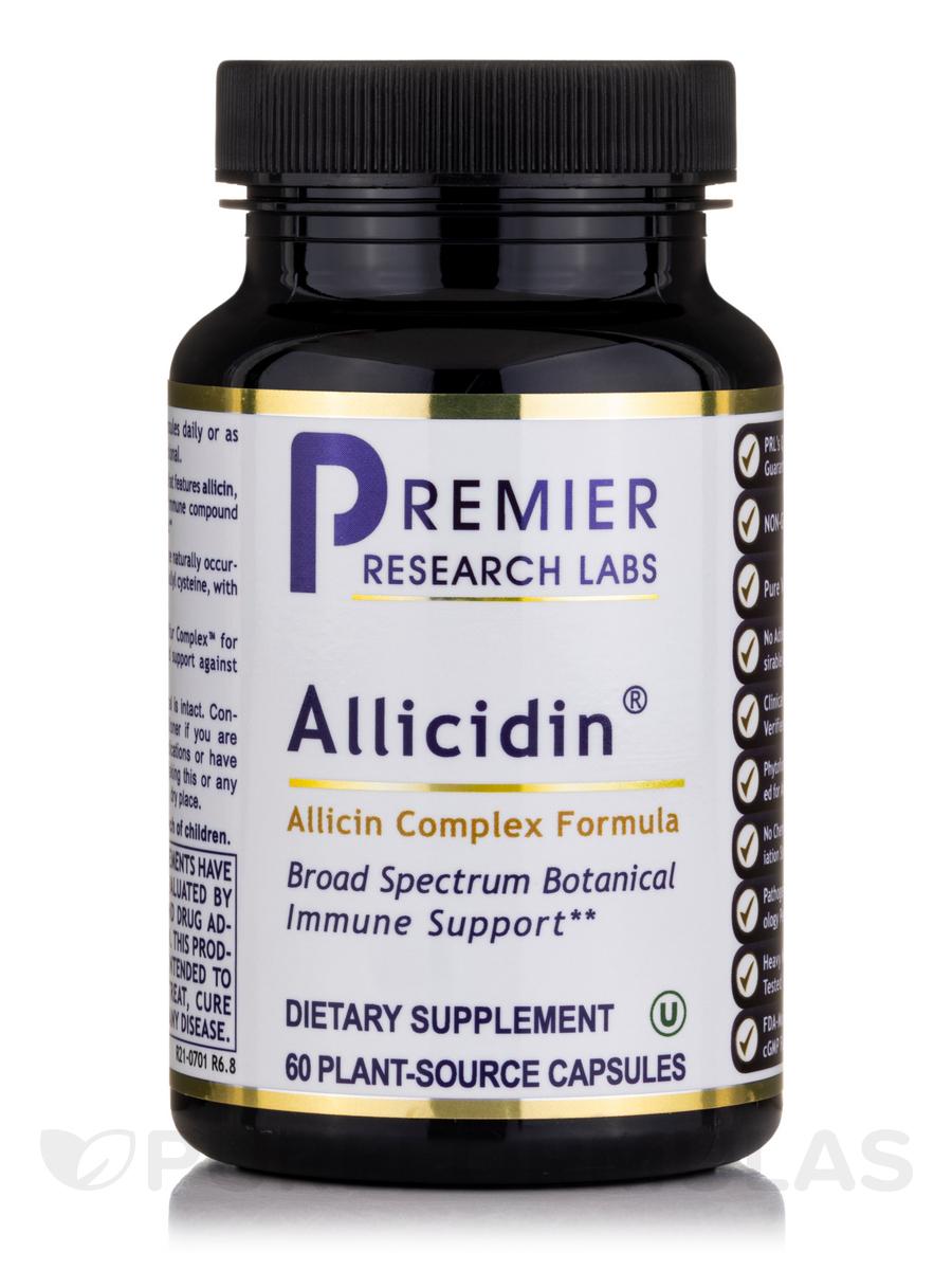Allicidin® - 60 Vegetarian Capsules