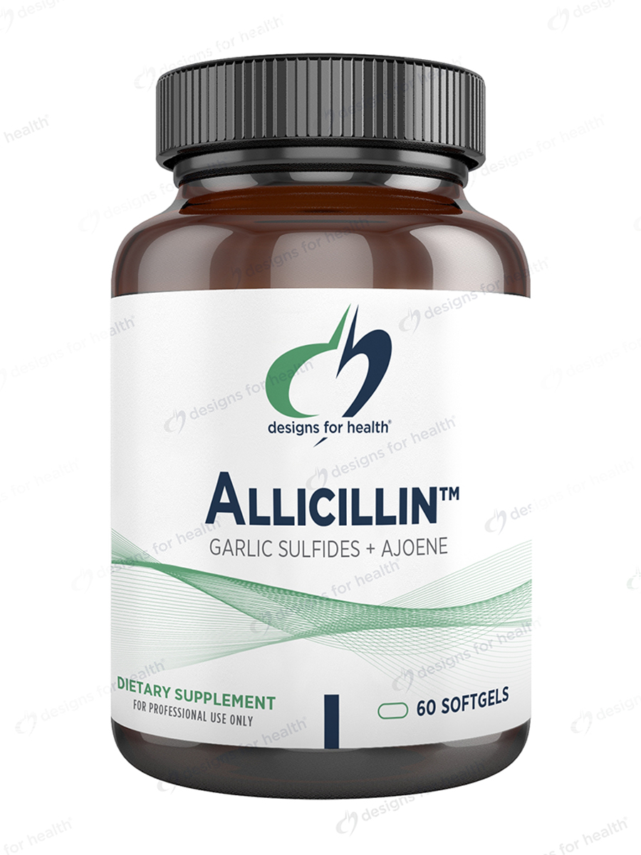 Allicillin - 60 Softgels