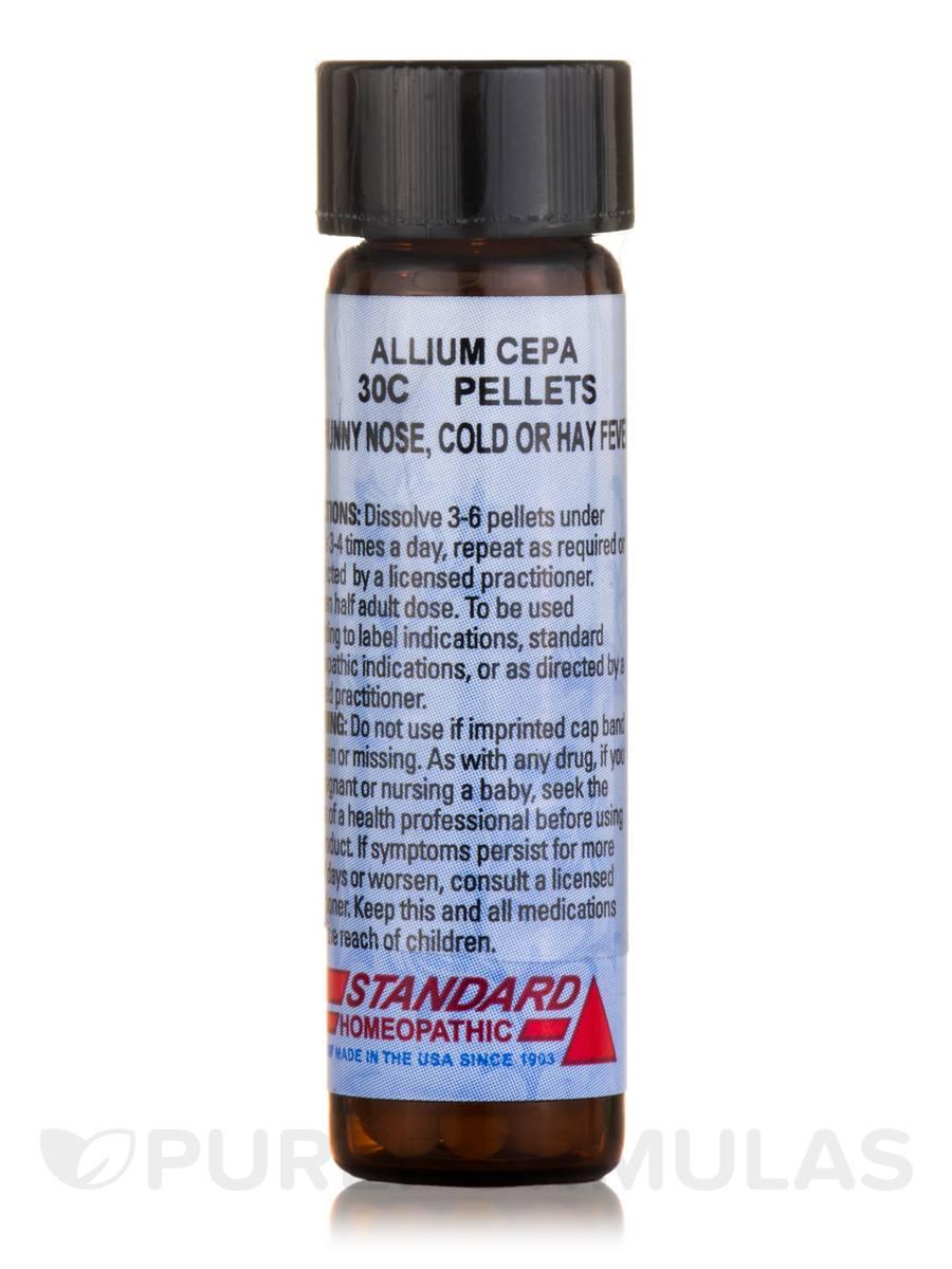 Allium Cepa 30C - 0.25 oz (160 Pellets)