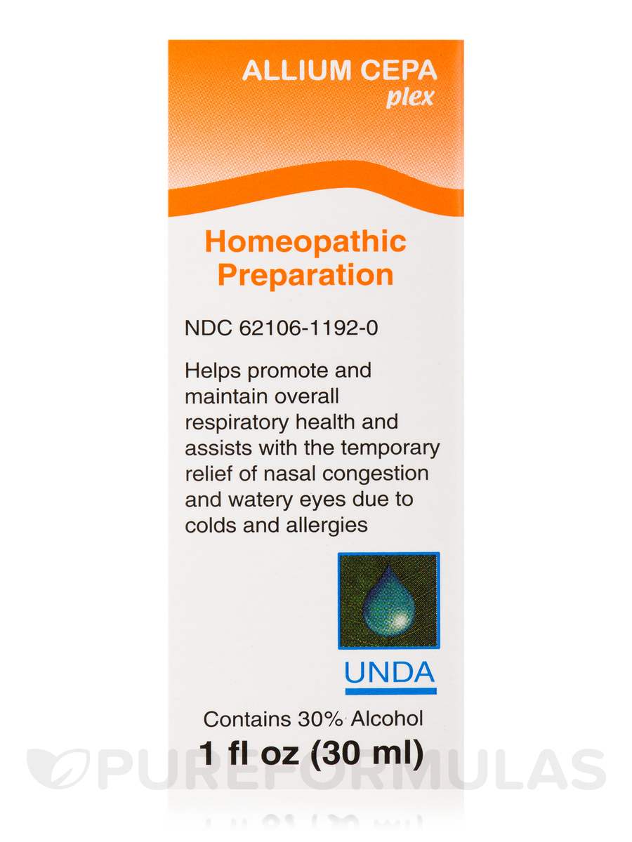 Allium Cepa Plex - 1 fl. oz (30 ml)
