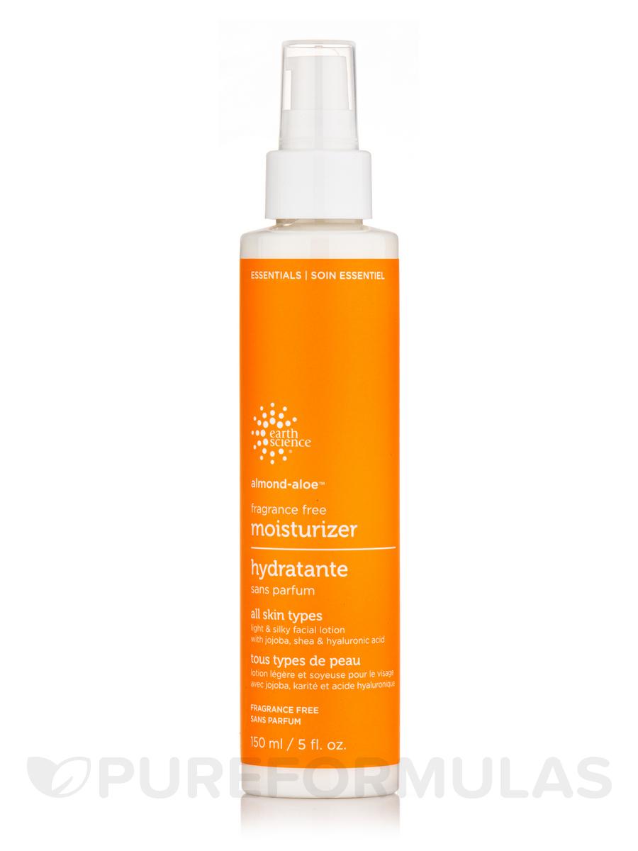 Almond-Aloe Moisturizer Fragrance Free - 5 fl. oz (150 ml)