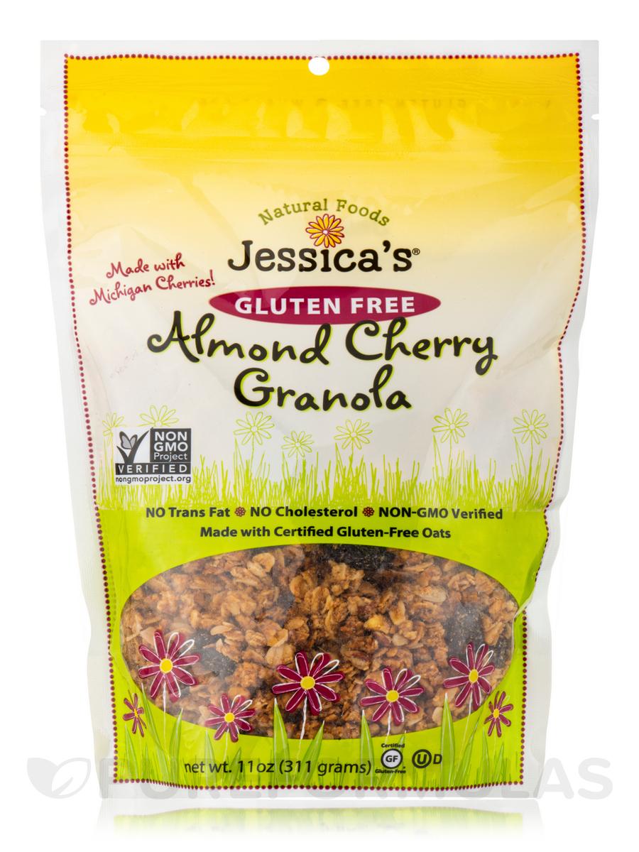 Gluten-Free Almond Cherry Granola - 11 oz (311 Grams)