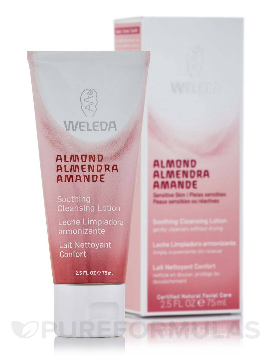 Almond Cleansing Lotion - 2.5 fl. oz (75 ml)
