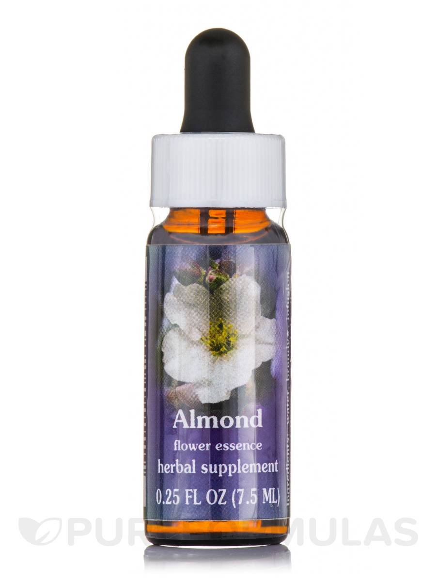 Almond Dropper - 0.25 fl. oz (7.5 ml)
