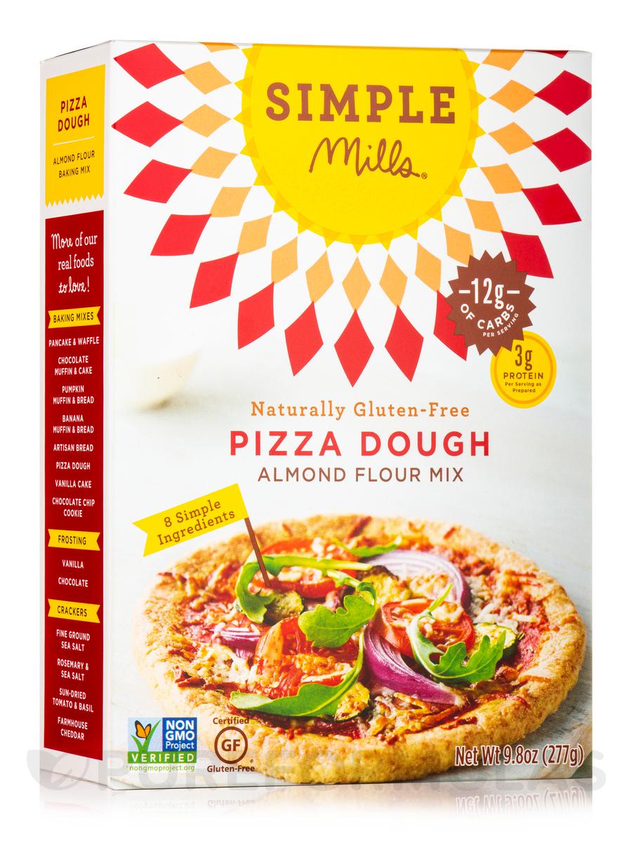 Almond Flour Pizza Dough Mix - 9.8 oz (277 Grams)