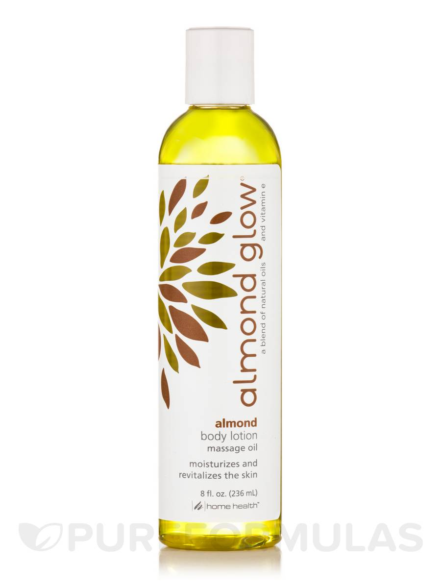 Almond Glow® Body Lotion (Almond) - 8 fl. oz (236 ml)