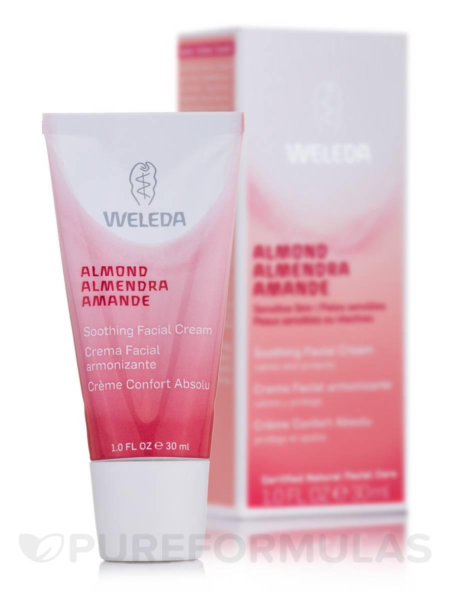 Almond Soothing Facial Cream - 1.0 fl. oz (30 ml)