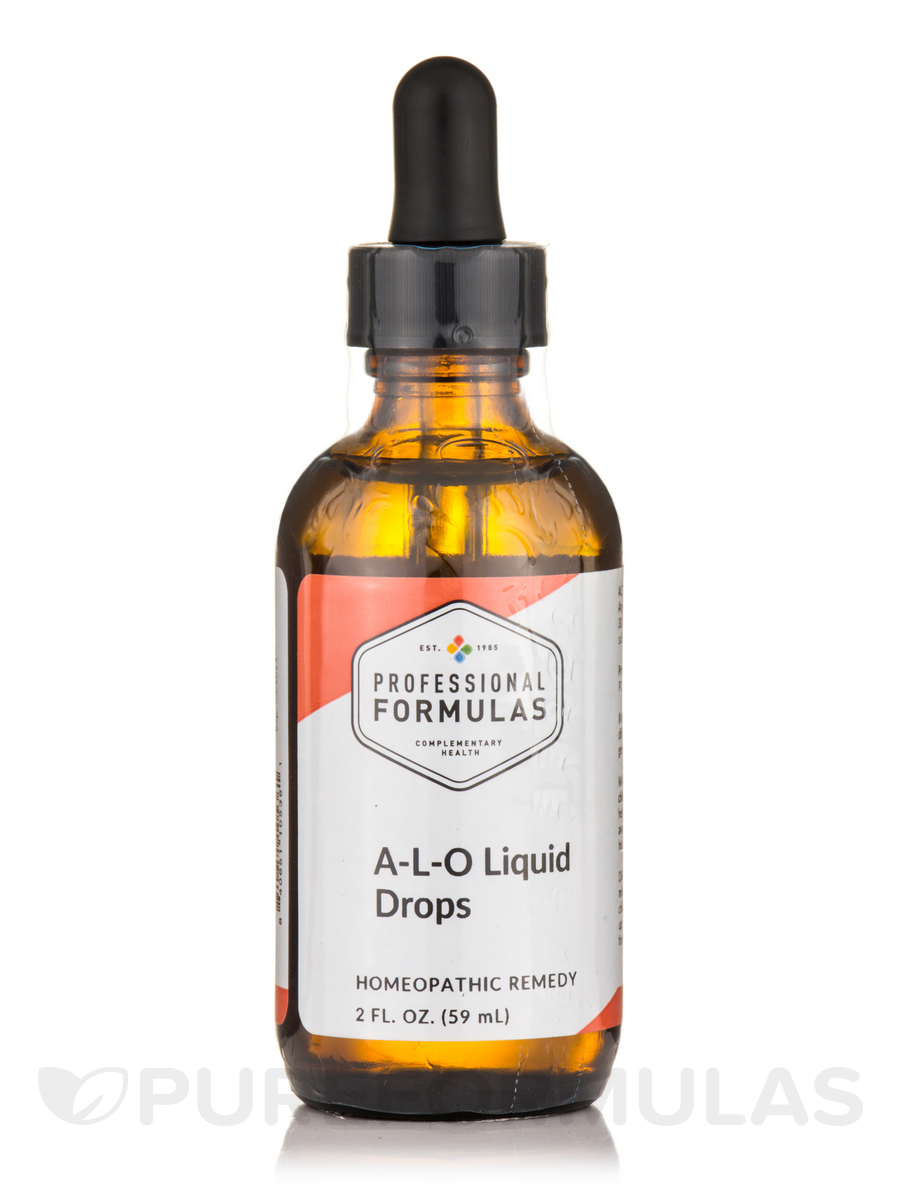 A-L-O Liquid Drops - 2 fl. oz (59 ml)