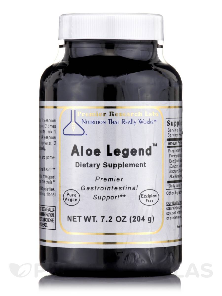Aloe Legend - 7.2 oz (204 Grams)