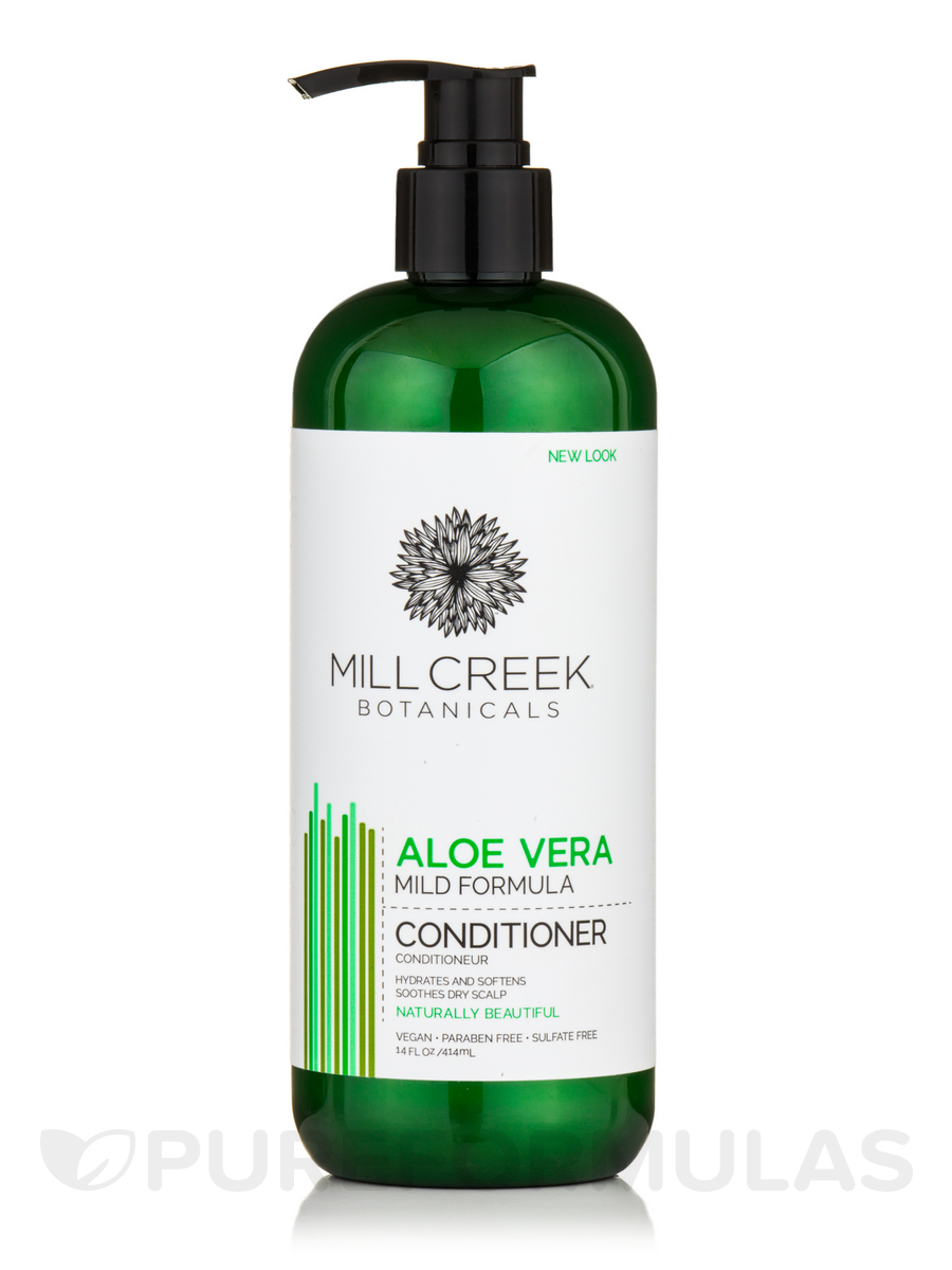 Aloe Vera Conditioner - 16 oz (473 ml)