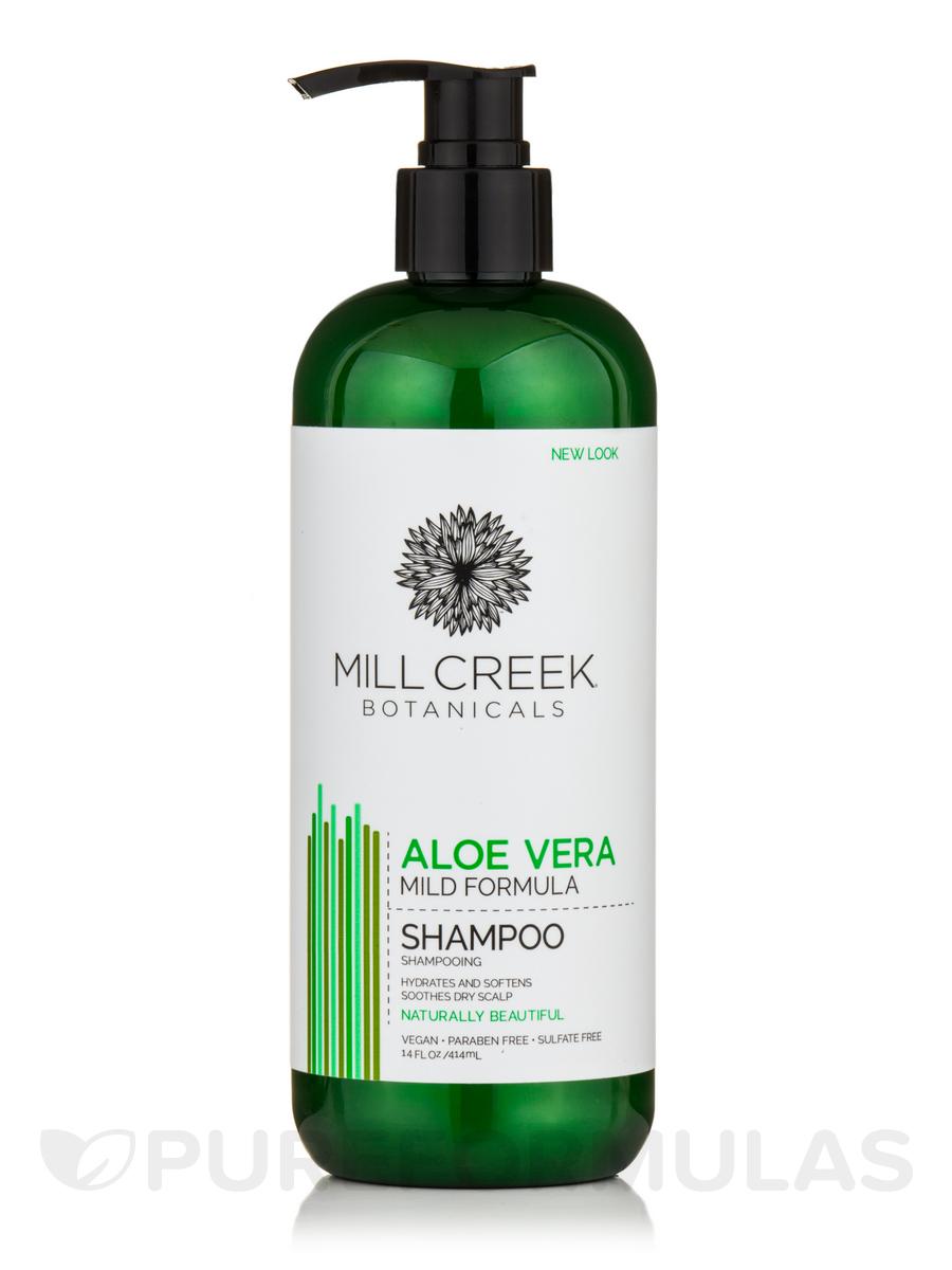 Aloe Vera Shampoo - 16 fl. oz (473 ml)