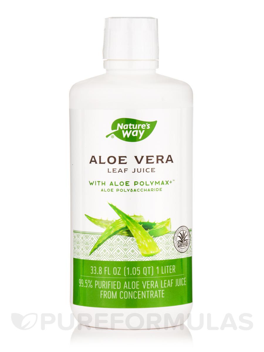 Aloe Vera Leaf Juice - 33.8 fl. oz