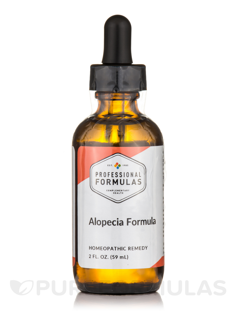 Alopecia Drops - 2 fl. oz (60 ml)