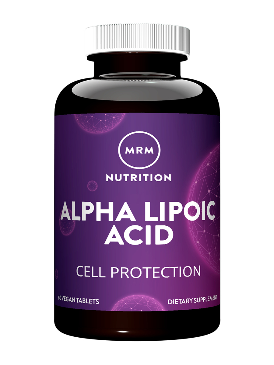 Alpha Lipoic Acid 300 mg - 60 Vegetarian Tablets