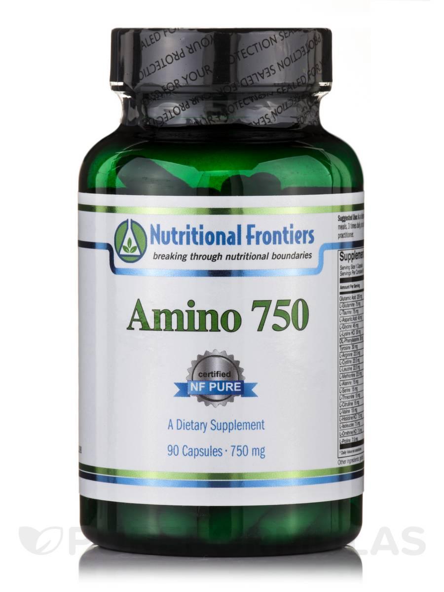 Amino 750 - 90 Capsules