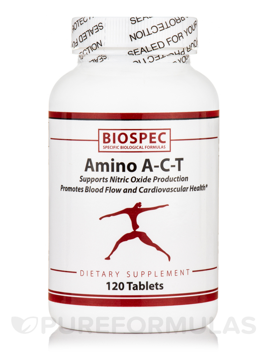 Amino A-C-T - 120 Tablets