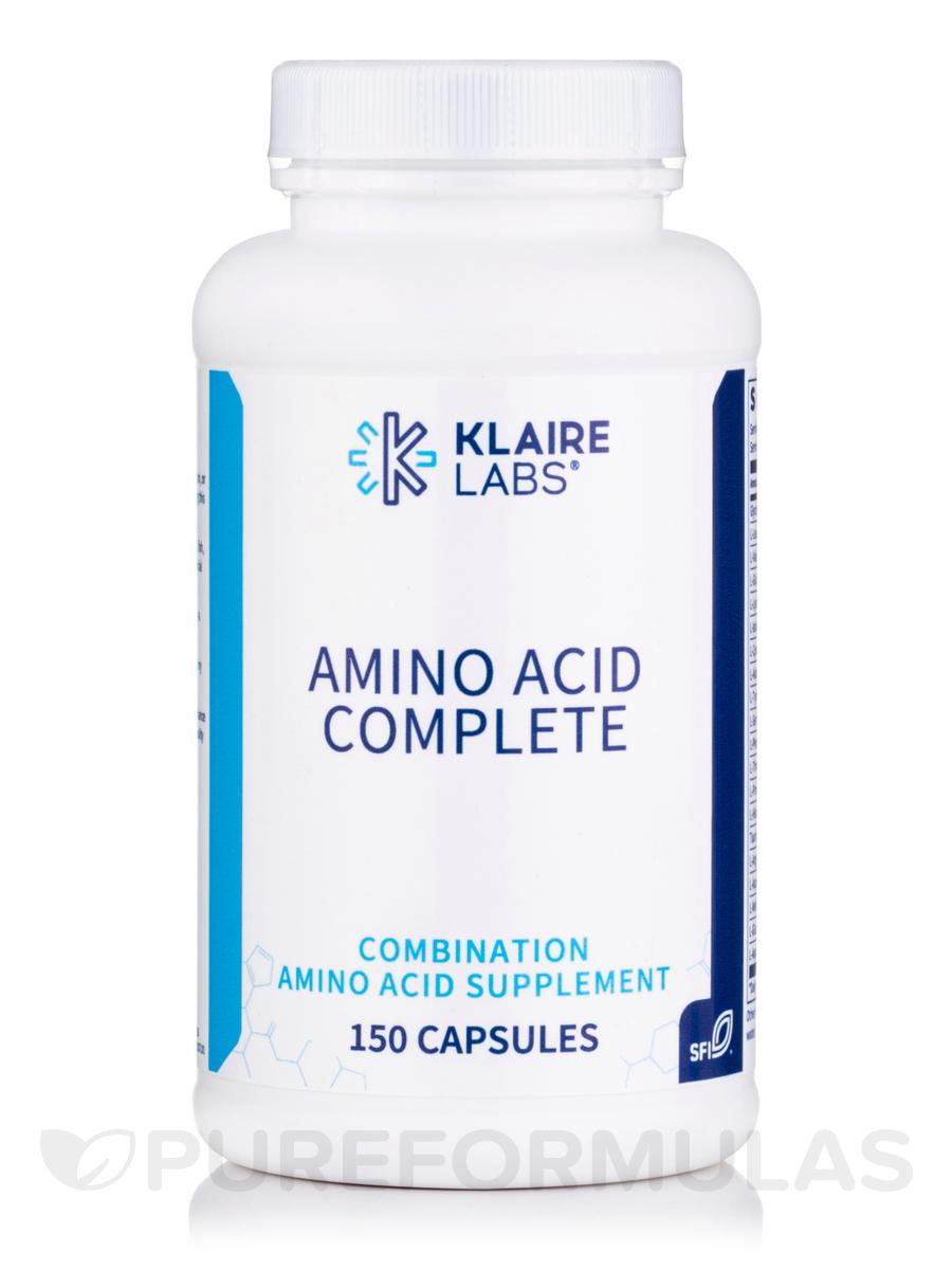 Amino Acid Complete - 150 Vegetarian Capsules