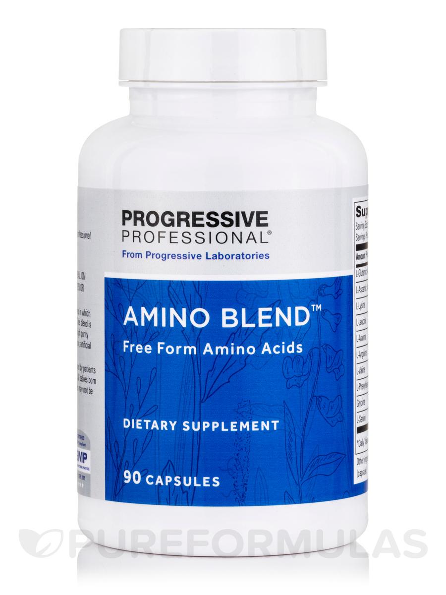 Amino Blend 750 mg - 90 Capsules