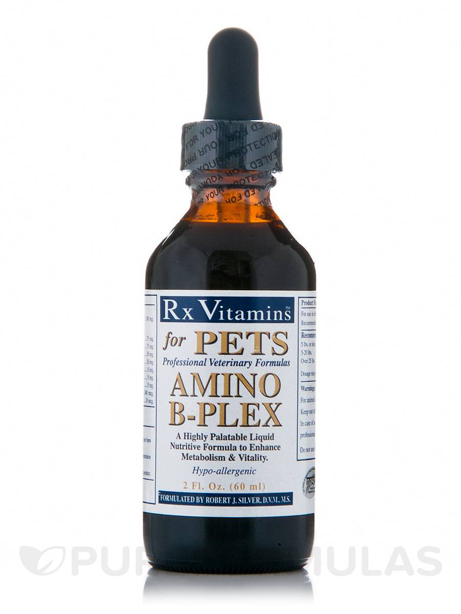 Amino B-Plex for Pets - 2 fl. oz (60 ml)