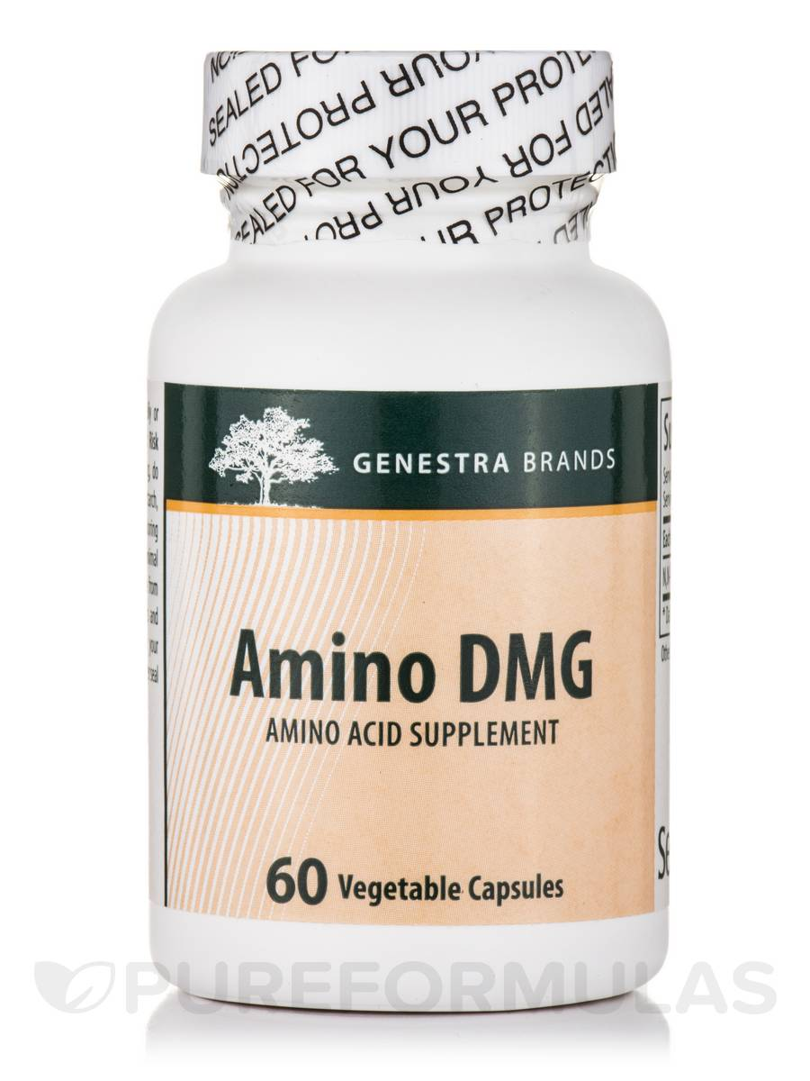 Amino DMG - 60 Vegetable Capsules