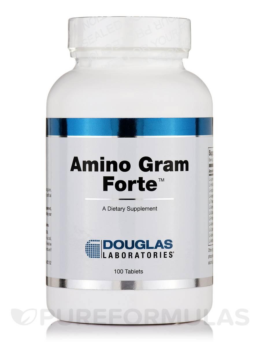 Amino Gram Forte™ - 100 Tablets