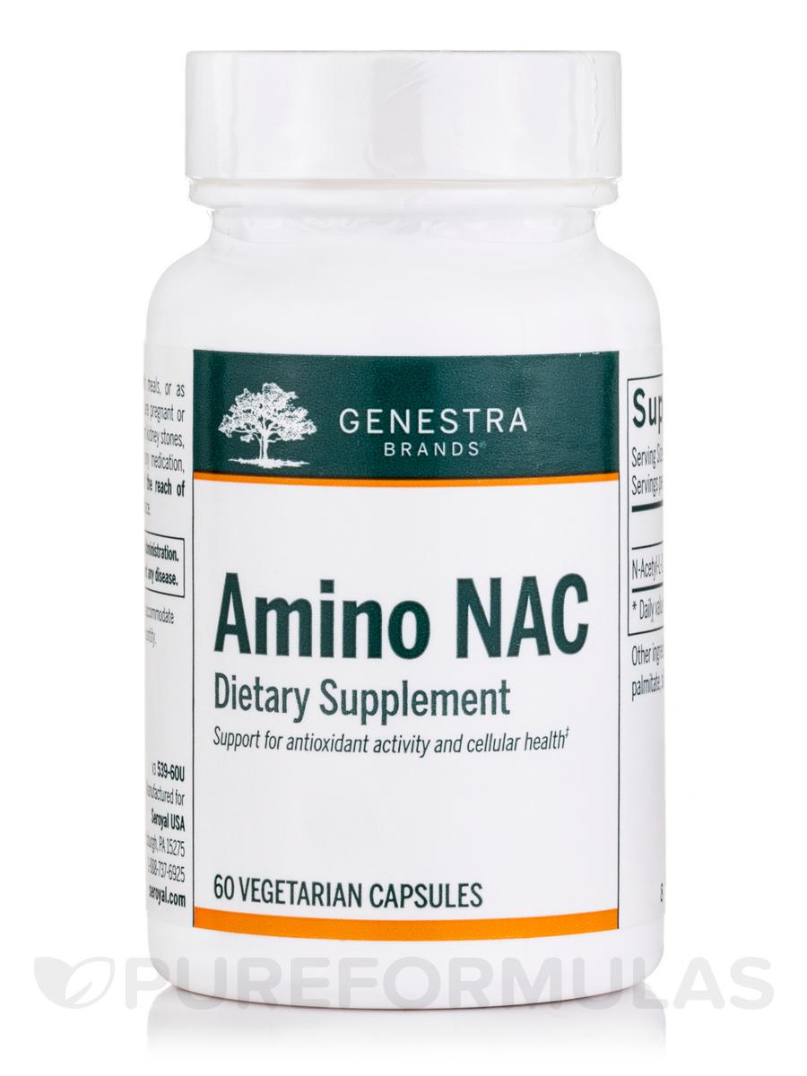 Amino NAC - 60 Vegetarian Capsules