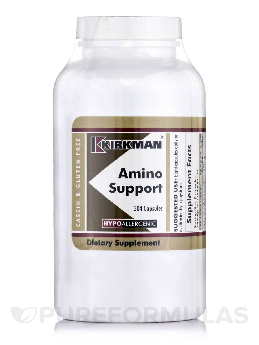 Amino Support -Hypoallergenic - 304 Capsules
