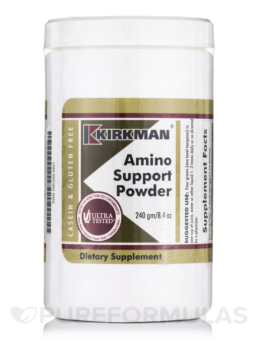 Amino Support Powder - 8.4 oz (240 Grams)