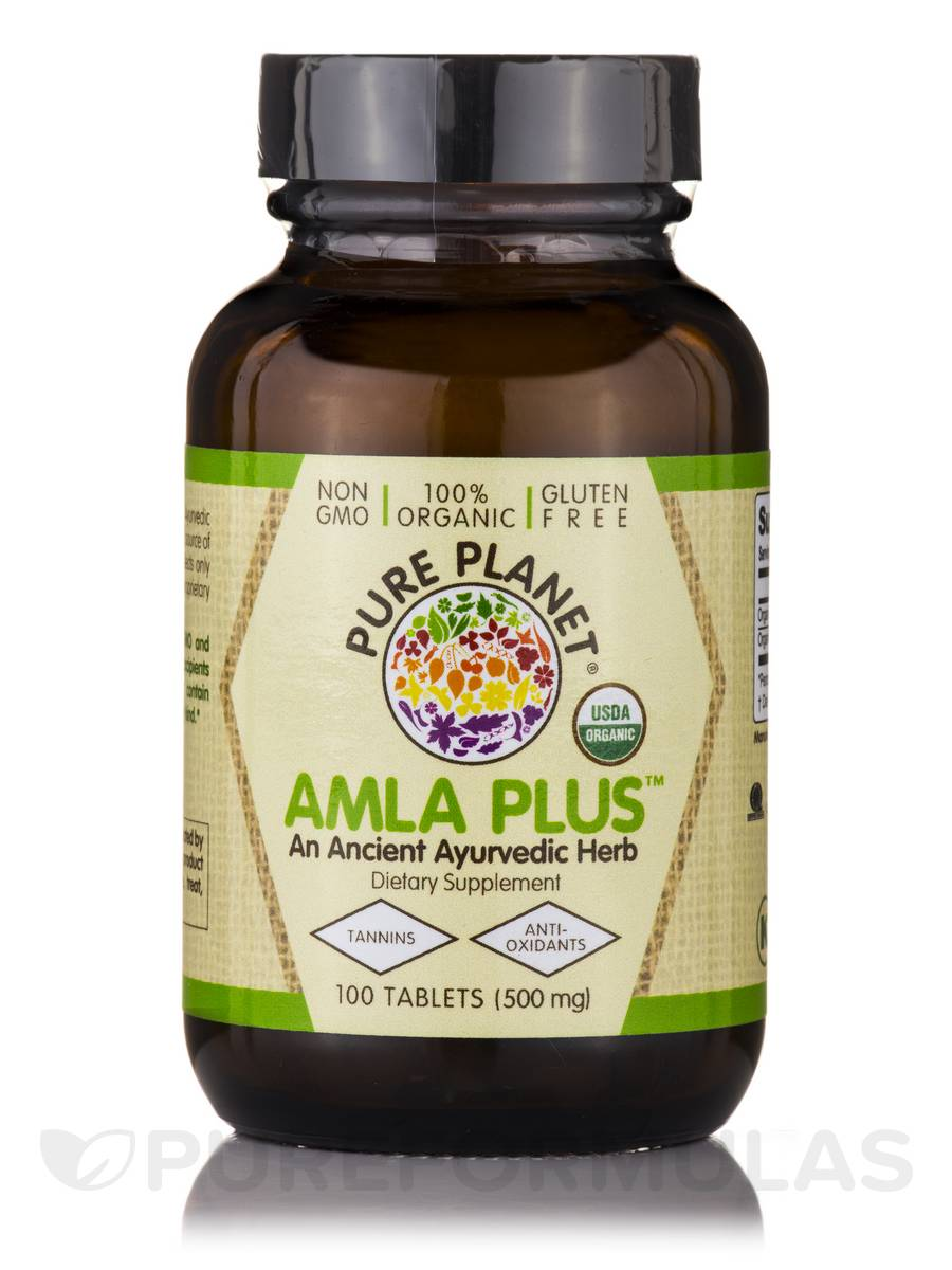 Amla Plus 500 mg - 100 Tablets