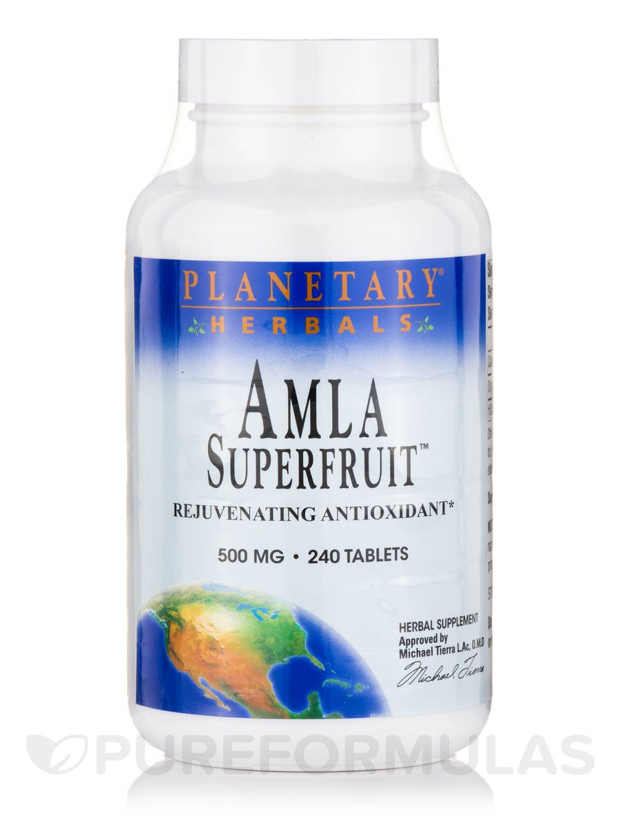 Amla Superfruit™ 500 mg - 240 Tablets