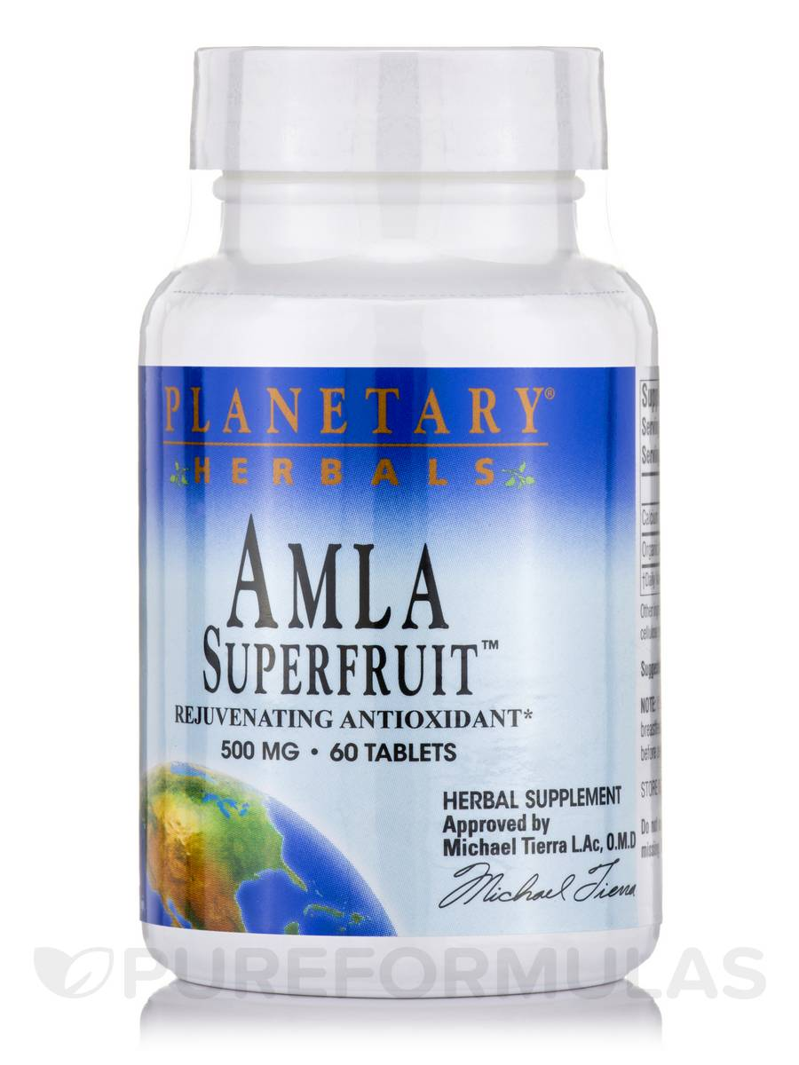Amla Superfruit™ 500 mg - 60 Tablets