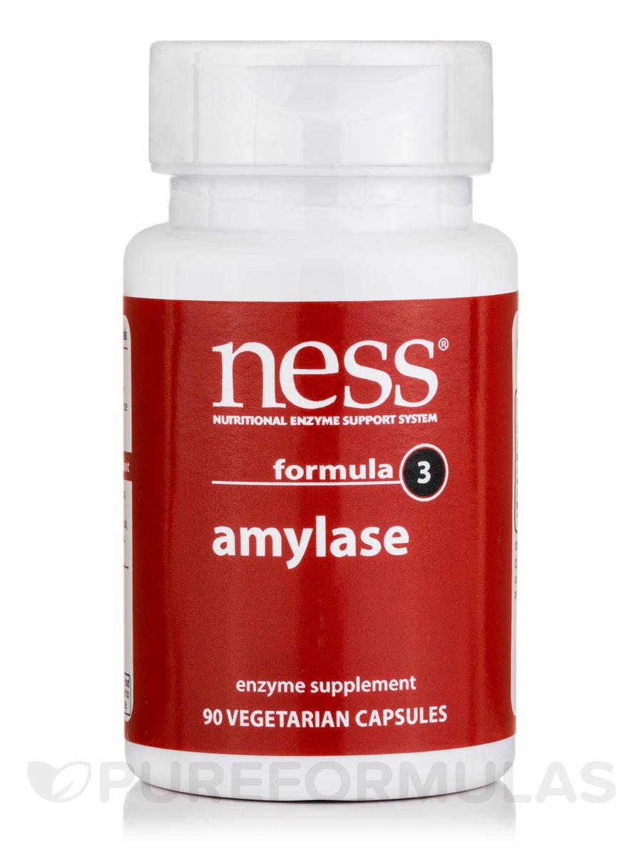 Amylase (Formula 3) - 90 Vegetarian Capsules