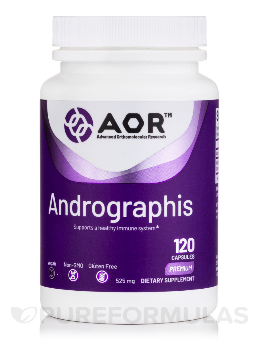 Andrographis - 120 Vegetarian Capsules