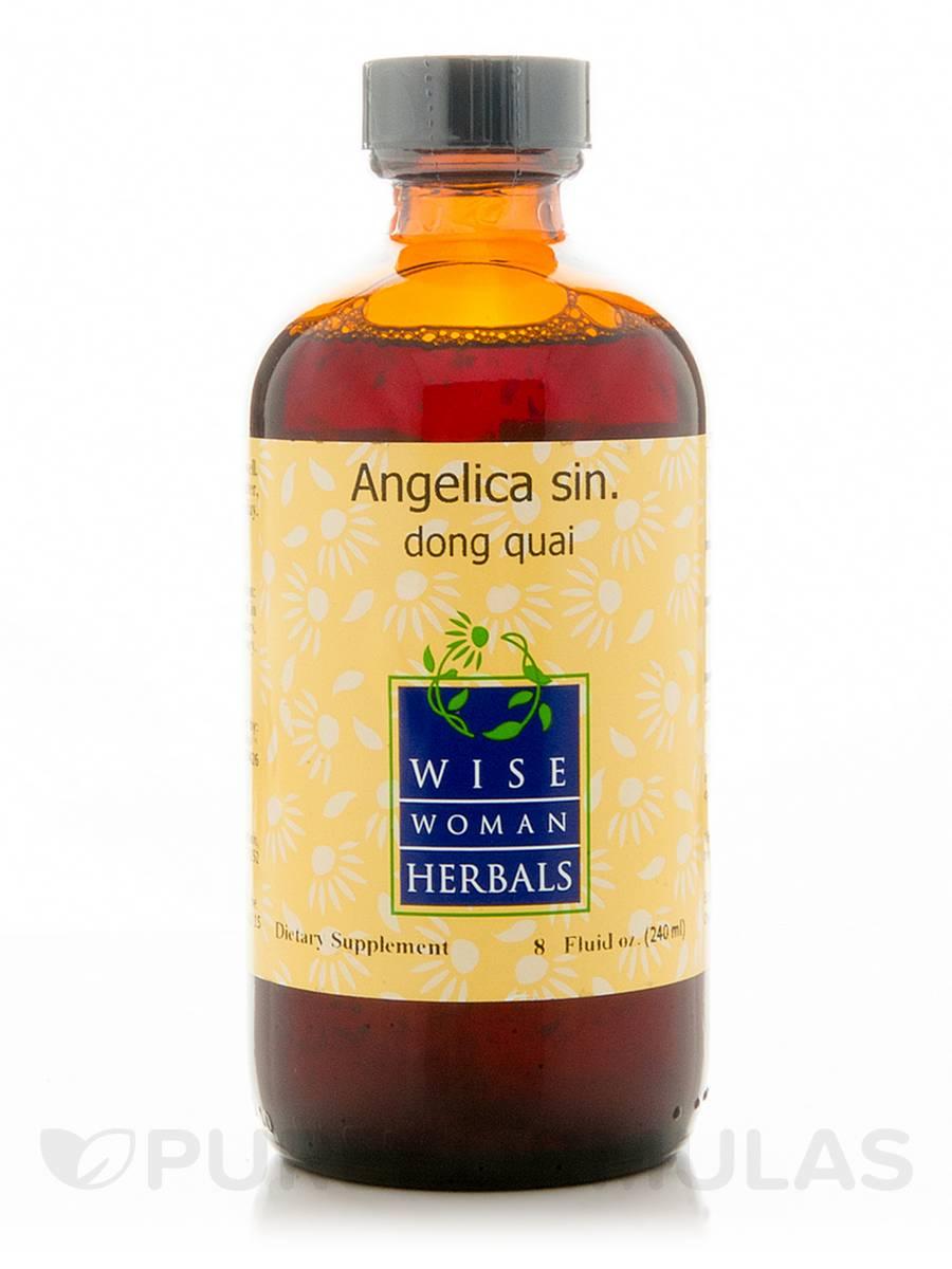 Angelica Sinensis (Dong Quai) - 8 fl. oz (240 ml)