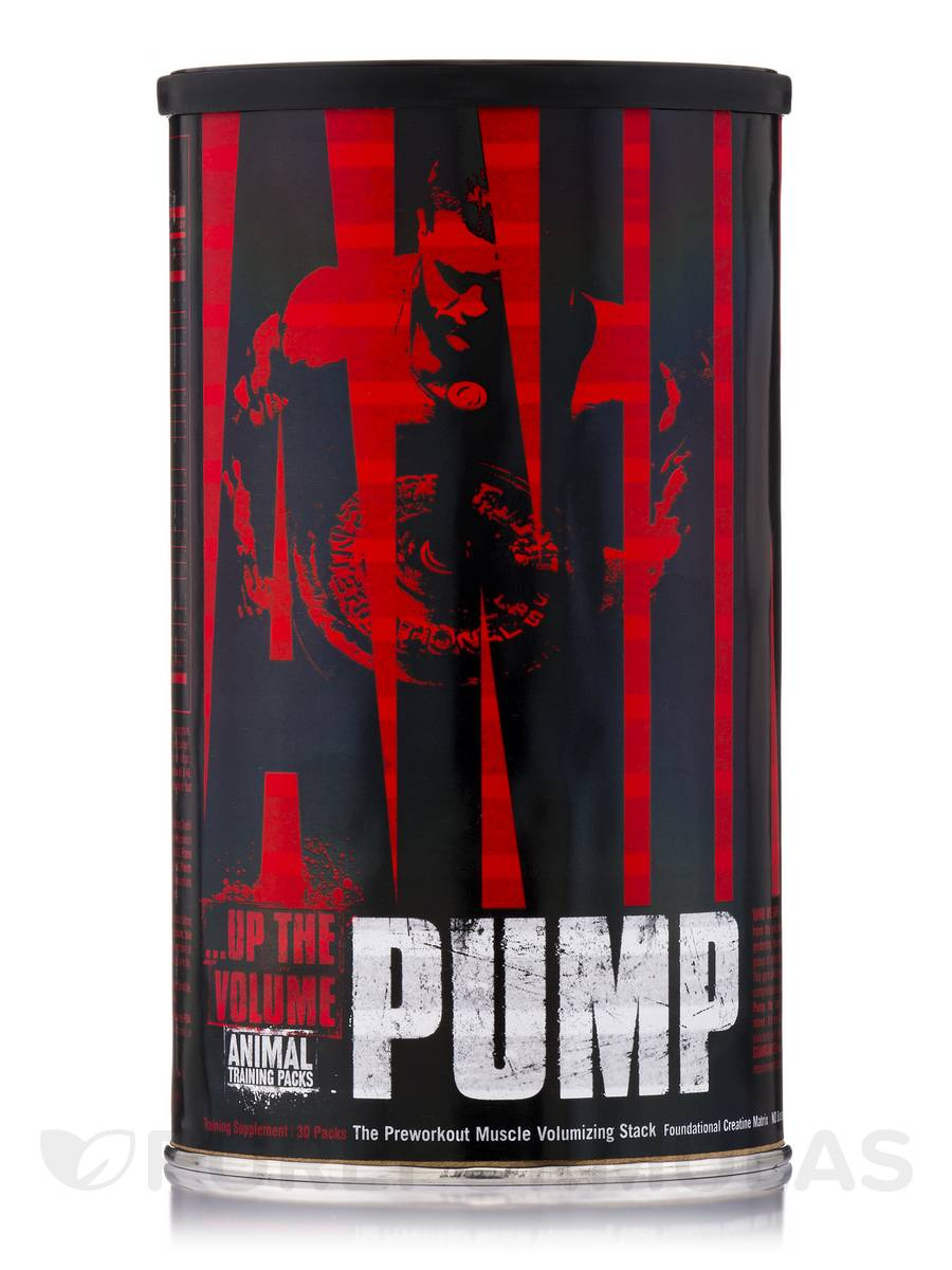 Animal Pump - 30 Packets