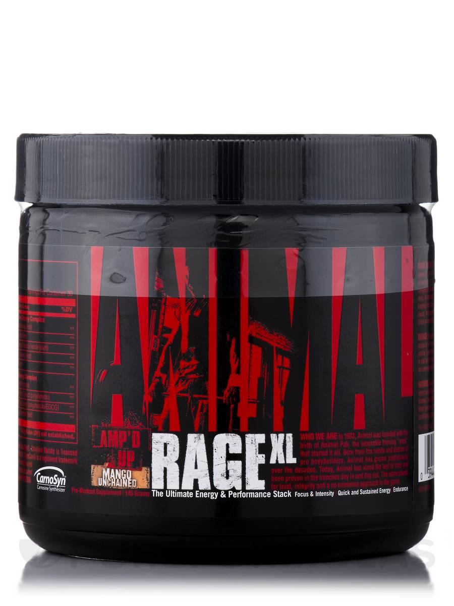 Animal Rage XL Mango - 145 Grams