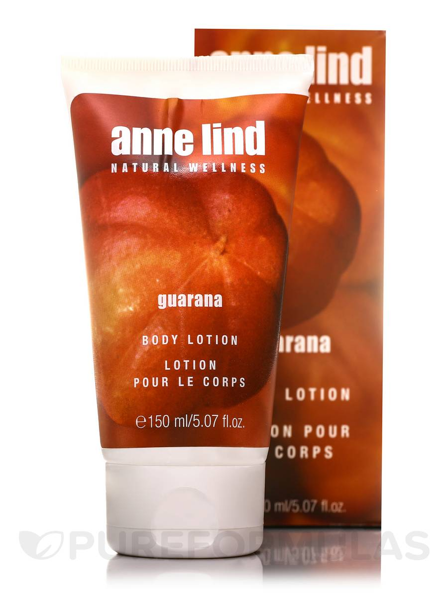 Anne Lind Body Lotion - Guarana - 5.07 fl. oz (150 ml)